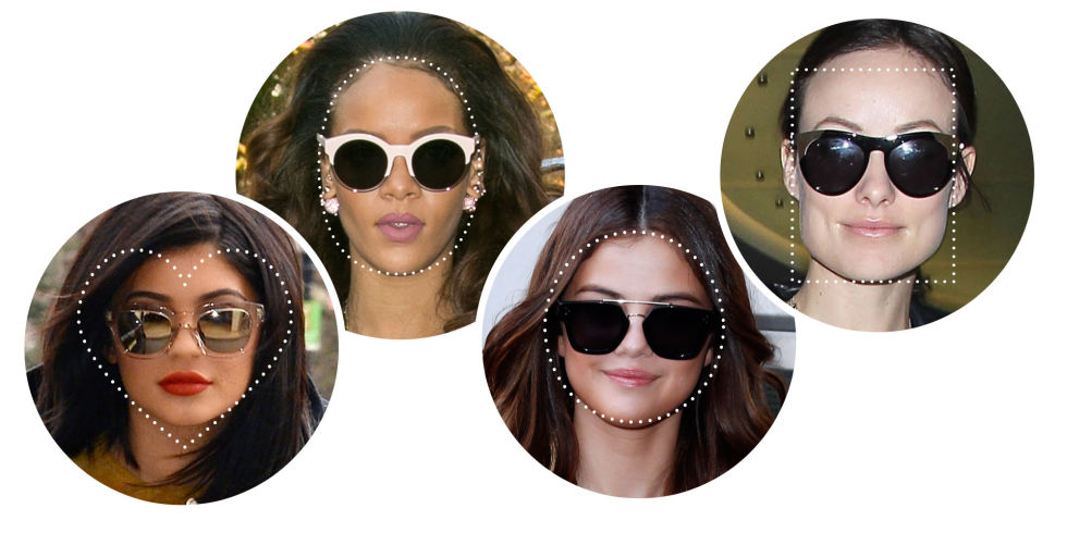 Here S How To Find The Best Sunglasses For Your Face Shape