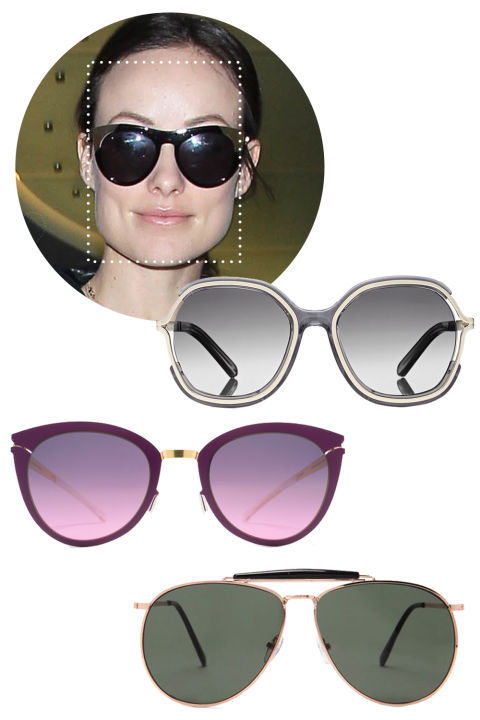 9a369bccfca Here s How to Find the Best Sunglasses for Your Face Shape